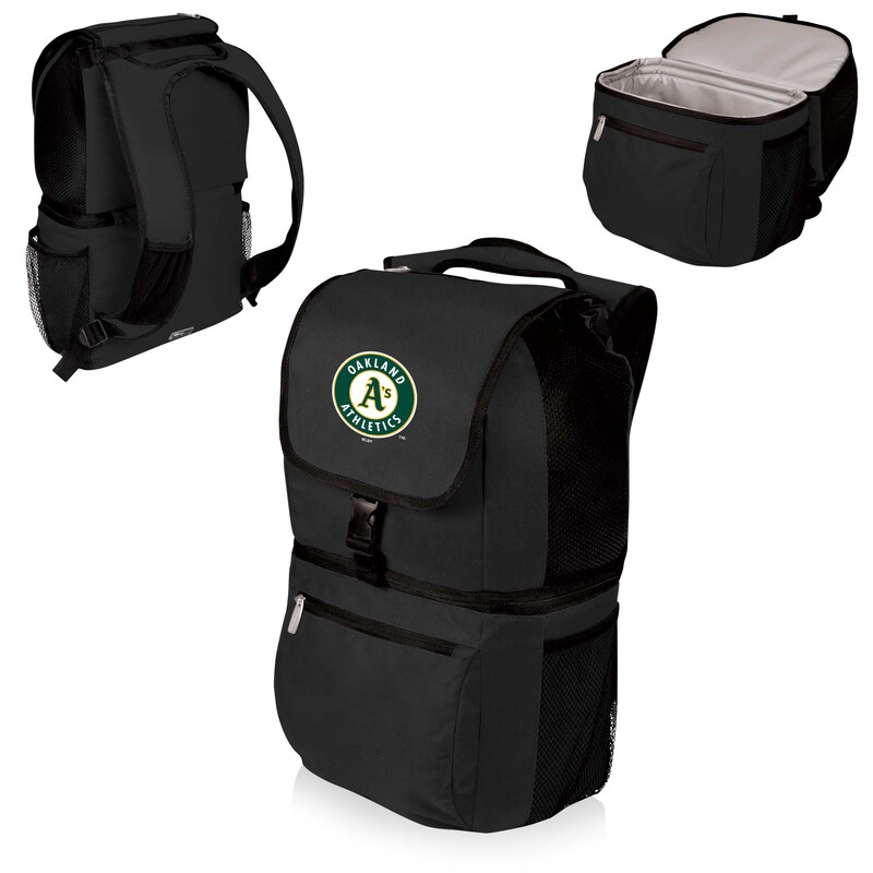 Oakland Athletics Zuma Cooler Backpack - Black