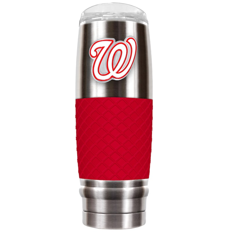 Washington Nationals 30oz. The Reserve Vacuum-Insulated Travel Tumbler - Red