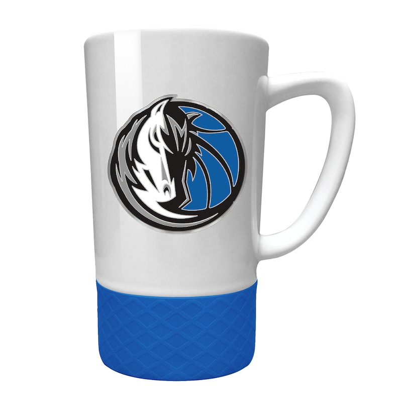 Dallas Mavericks 15oz. Jump Mug with Silicone Grip