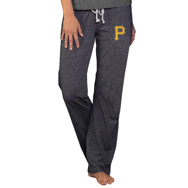 Pittsburgh Pirates Concepts Sport Women's Quest Knit Pants - Charcoal
