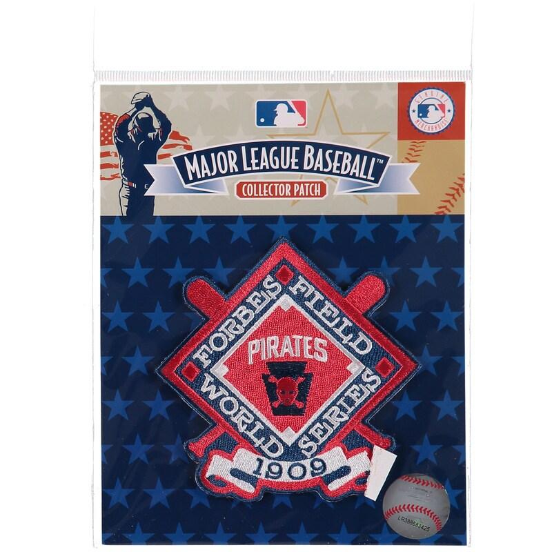 "Pittsburgh Pirates 4.5"" x 3.5"" 1909 World Series Patch"