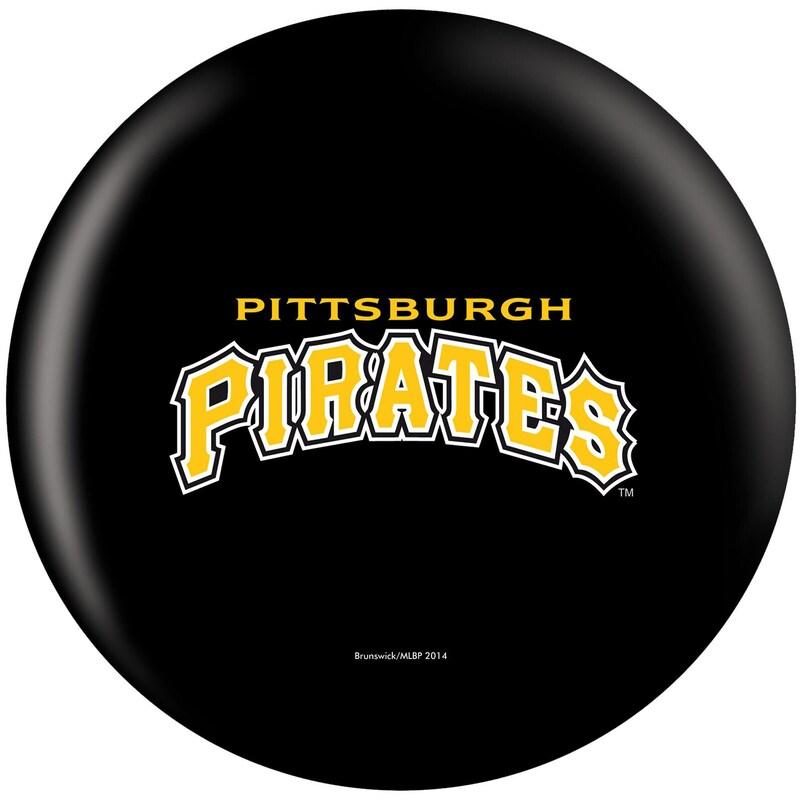Pittsburgh Pirates Bowling Ball