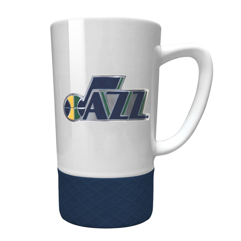 Utah Jazz 15oz. Jump Mug with Silicone Grip