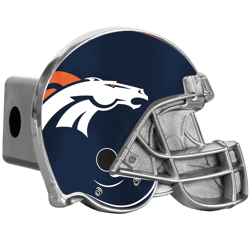 Denver Broncos Helmet Hitch Cover