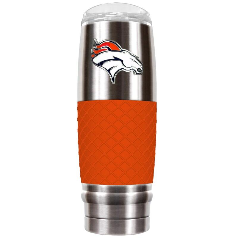 Denver Broncos 30oz. The Reserve Vacuum-Insulated Travel Tumbler - Orange