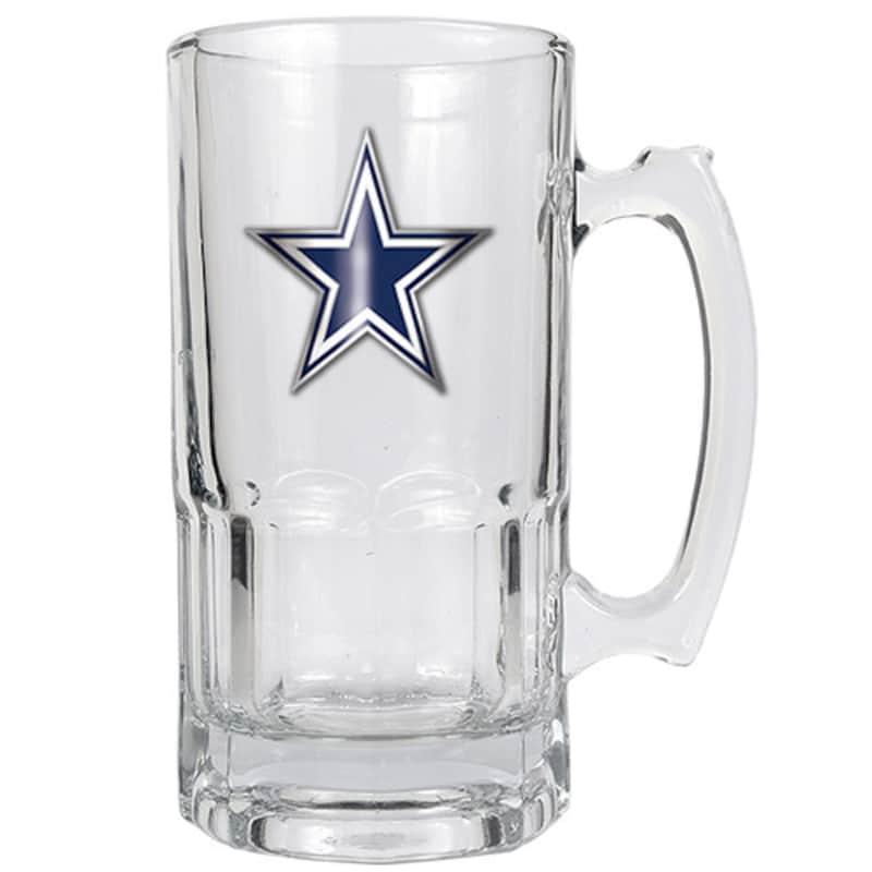 Dallas Cowboys 32oz. Macho Mug with Handle