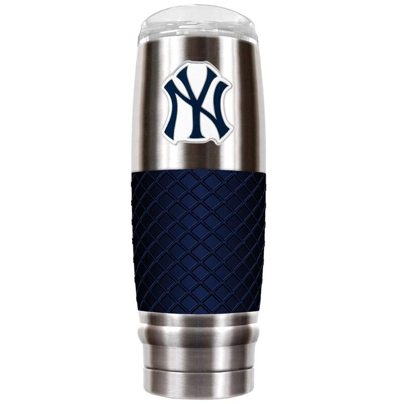 New York Yankees 30oz. The Reserve Vacuum-Insulated Travel Tumbler - Blue