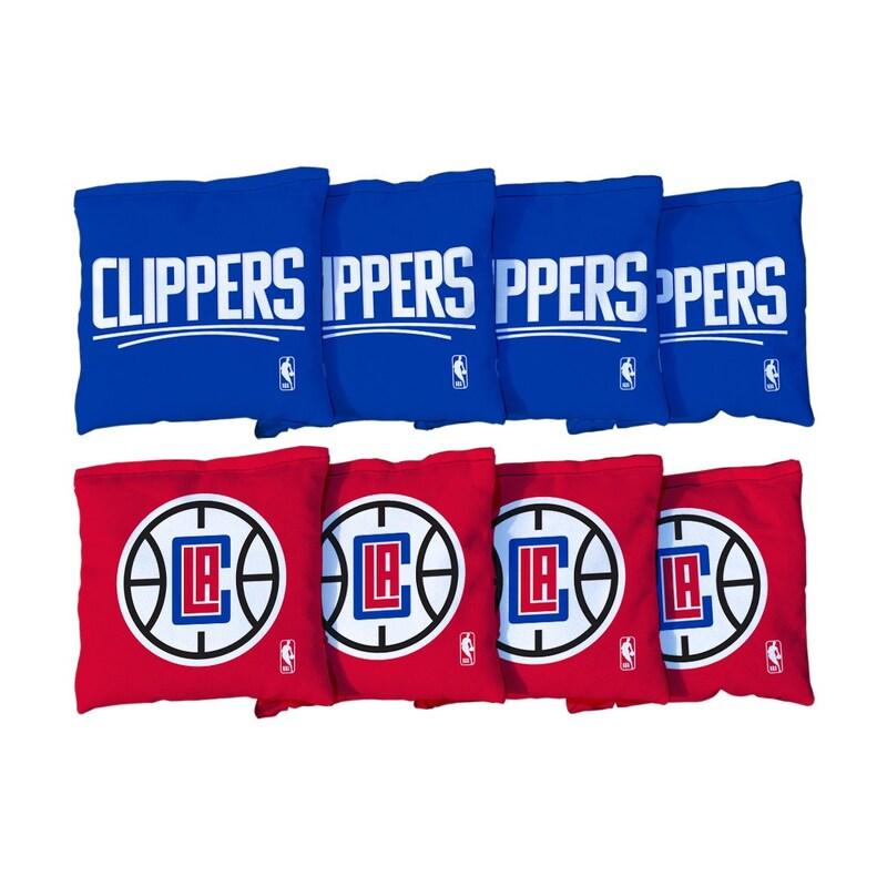 LA Clippers Replacement Cornhole Bag Set