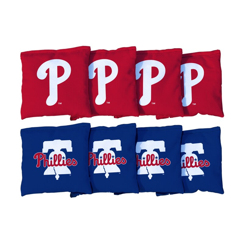 Philadelphia Phillies All-Weather Cornhole Bag Set