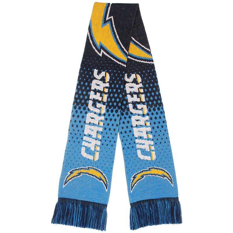 Los Angeles Chargers Gradient Scarf