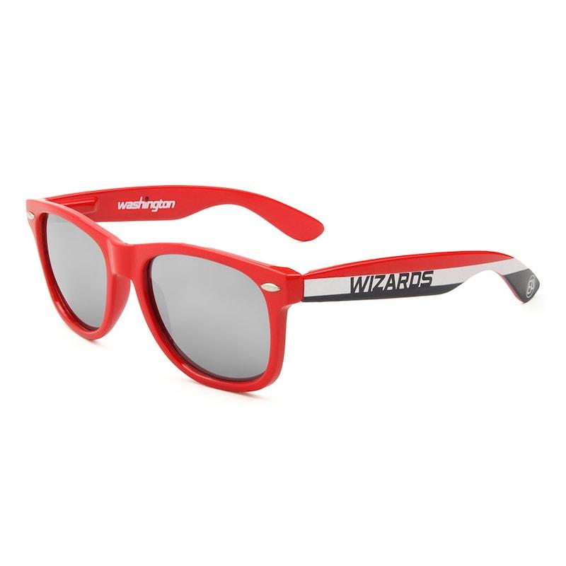 Society43 Washington Wizards Sunglasses - Red