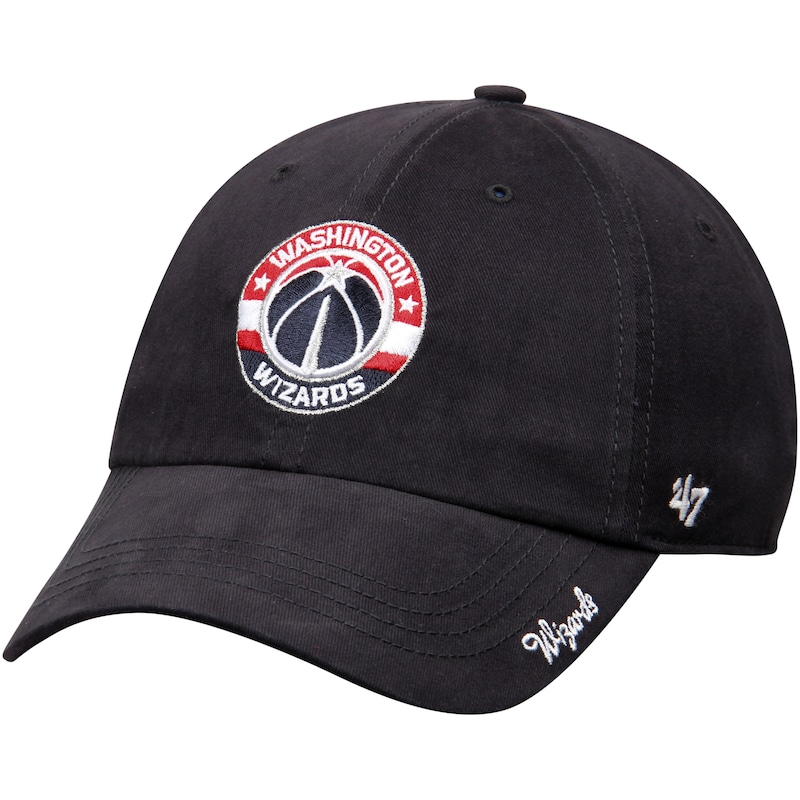 Washington Wizards '47 Women's Miata Clean Up Adjustable Hat - Navy