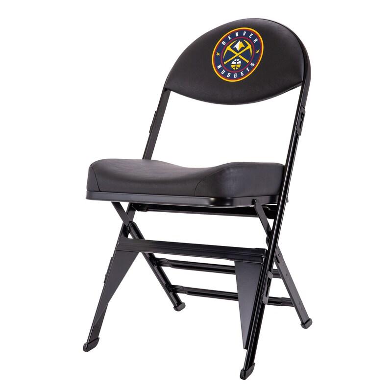 Denver Nuggets X-Frame Court Side Folding Chair