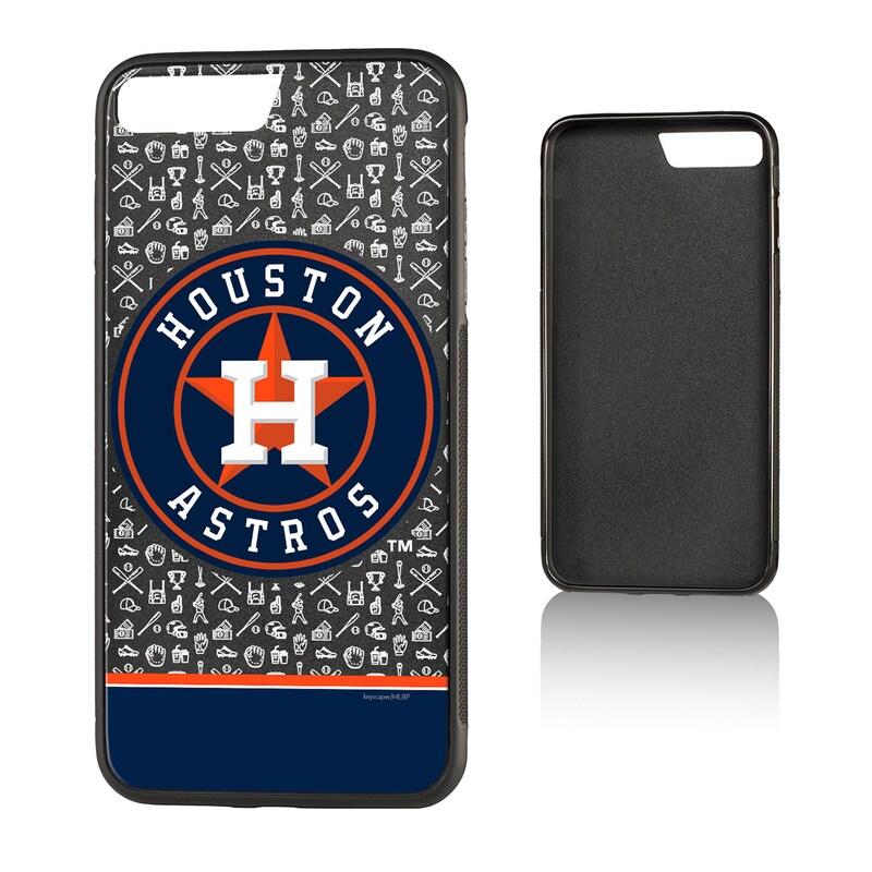 Houston Astros iPhone 7 Plus/8 Plus Stripe Bump Case