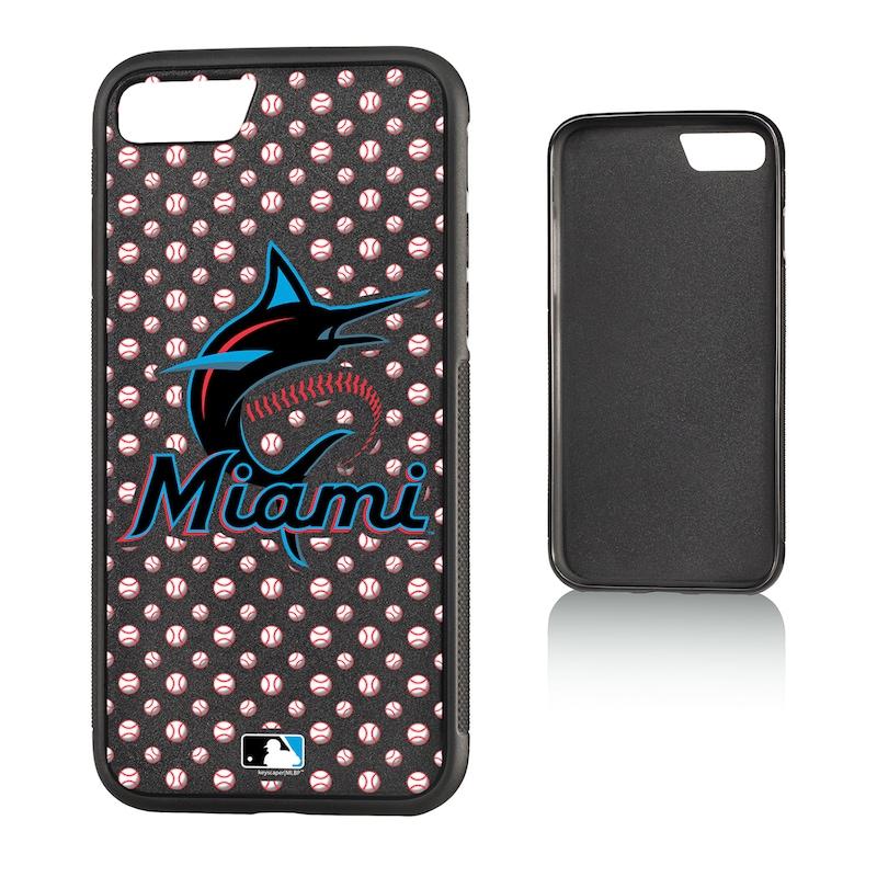 Miami Marlins iPhone 7/8 Bump Case