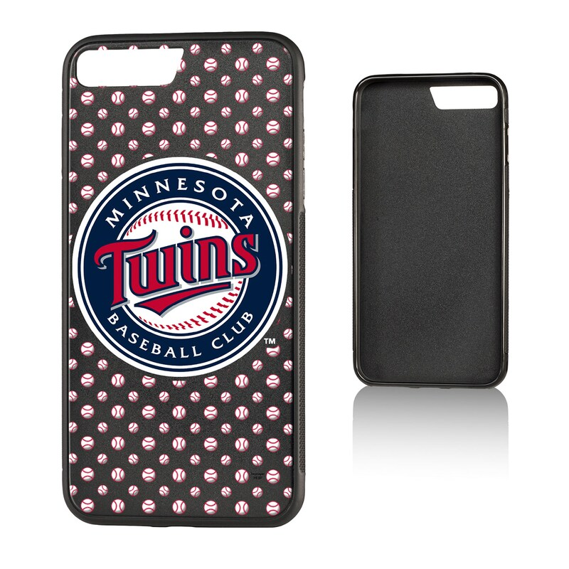 Minnesota Twins iPhone 7 Plus/8 Plus Baseball Bump Case