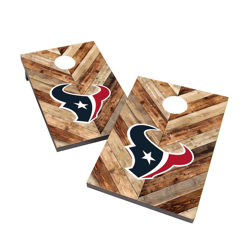 Houston Texans 2' x 3' Cornhole Board Tailgate Toss Game
