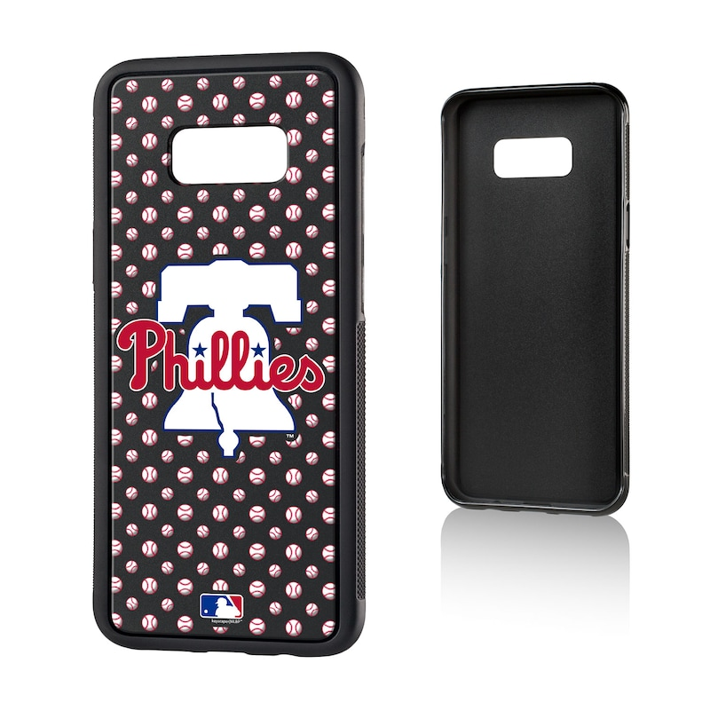 Philadelphia Phillies iPhone 7 Plus/8 Plus Baseball Bump Case