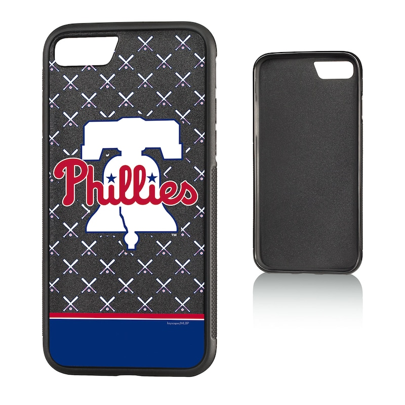 Philadelphia Phillies iPhone 7/8 Stripe Bump Case