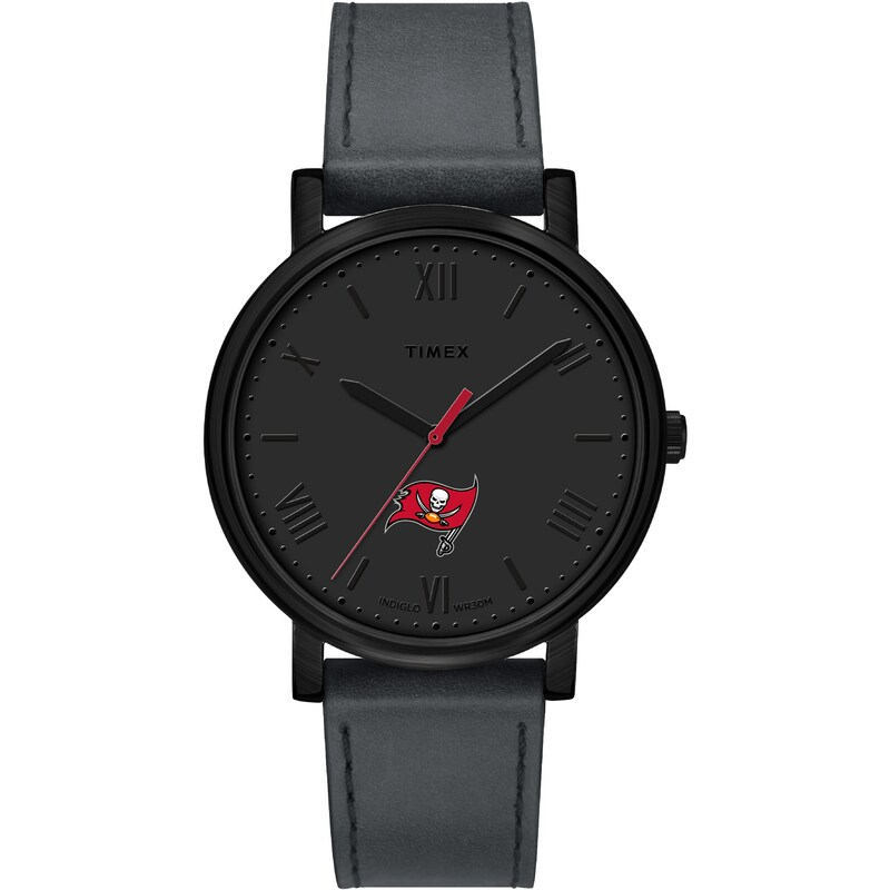 Tampa Bay Buccaneers Timex Women's Night Game Watch