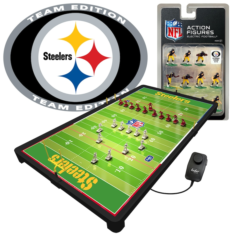 Pittsburgh Steelers Deluxe Electric Football Game
