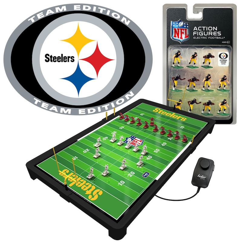Pittsburgh Steelers Electric Football Game