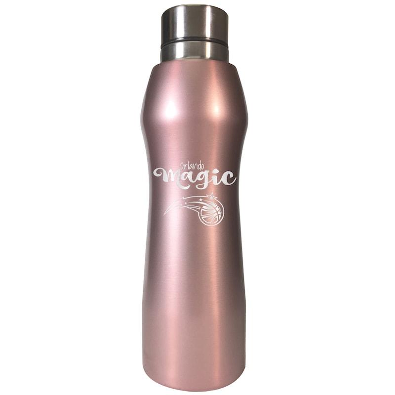 Orlando Magic 20oz. Rose Gold Hydration Bottle