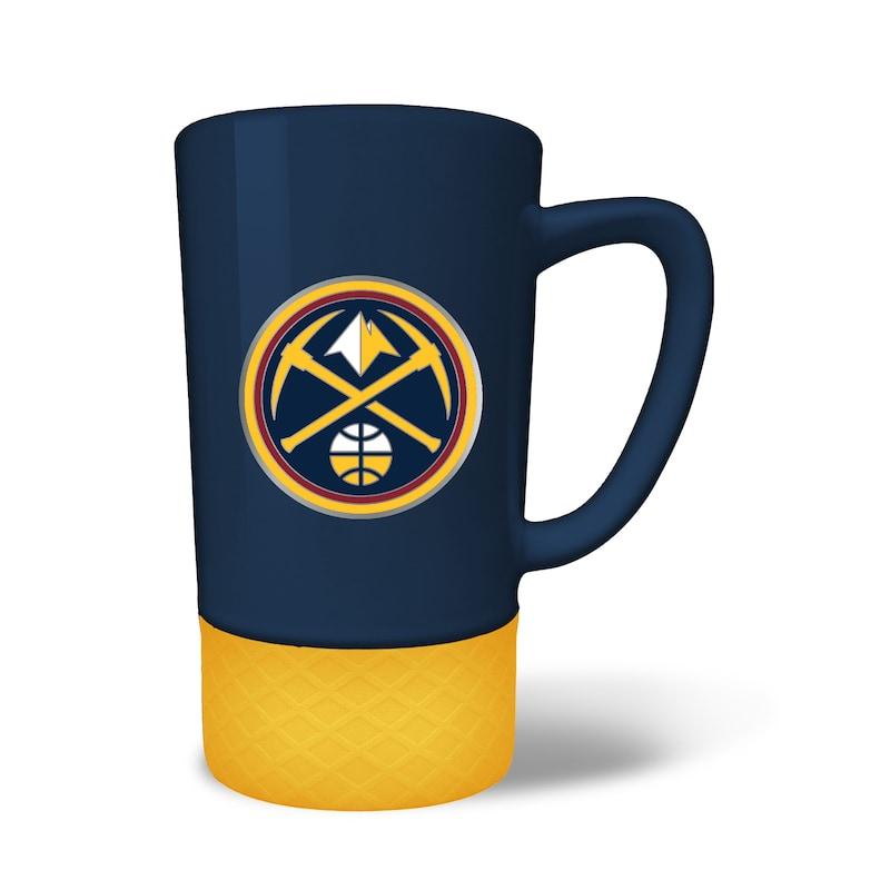 Denver Nuggets 15oz. Team Colored Jump Mug