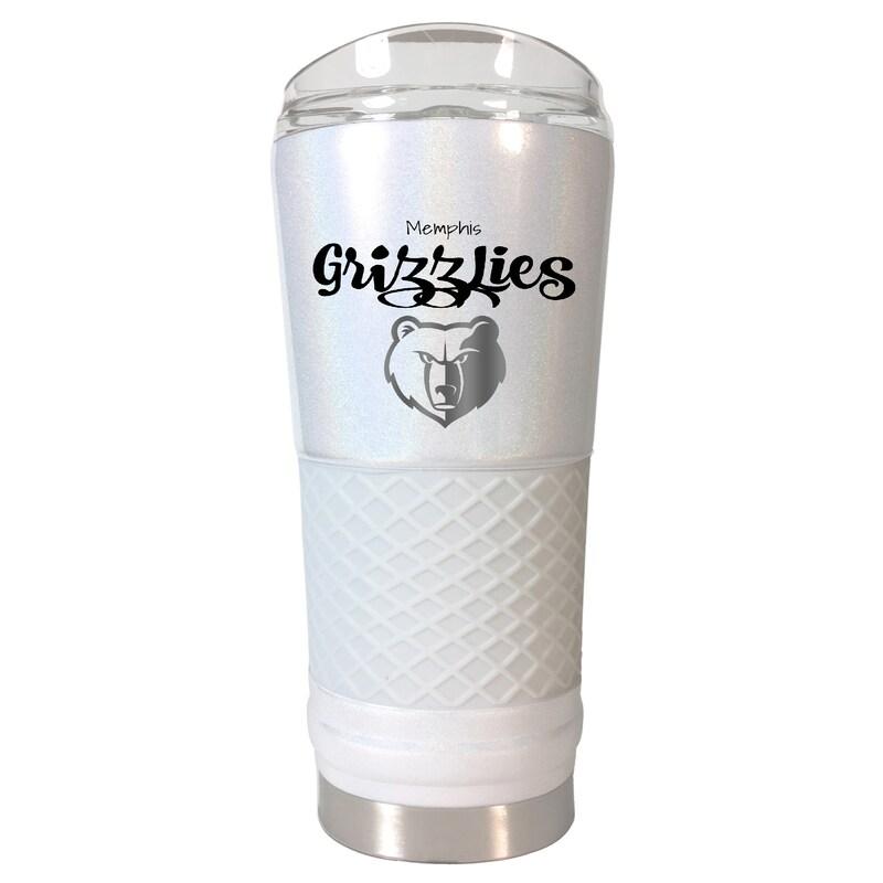 Memphis Grizzlies 24oz. Opal Draft Tumbler