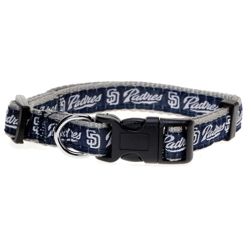 San Diego Padres Nylon Dog Collar