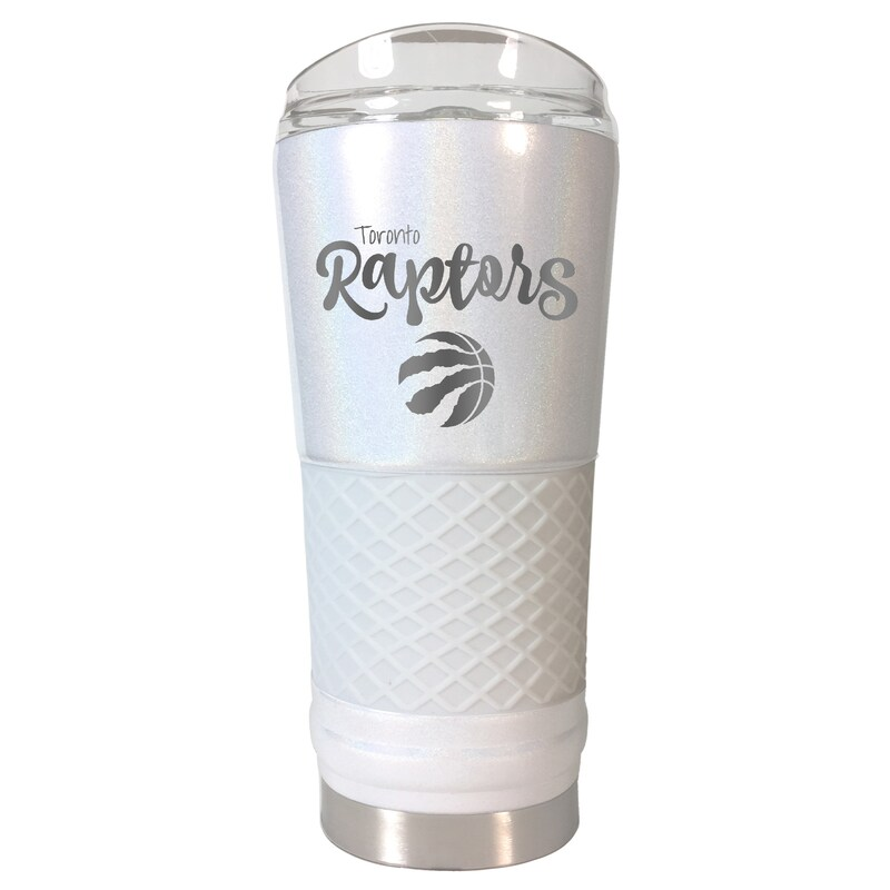 Toronto Raptors 24oz. Opal Draft Tumbler