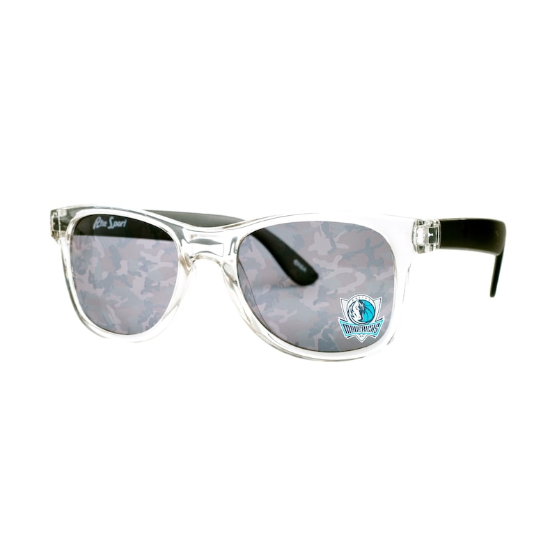 Dallas Mavericks Rise Sport Camo Series Sunglasses