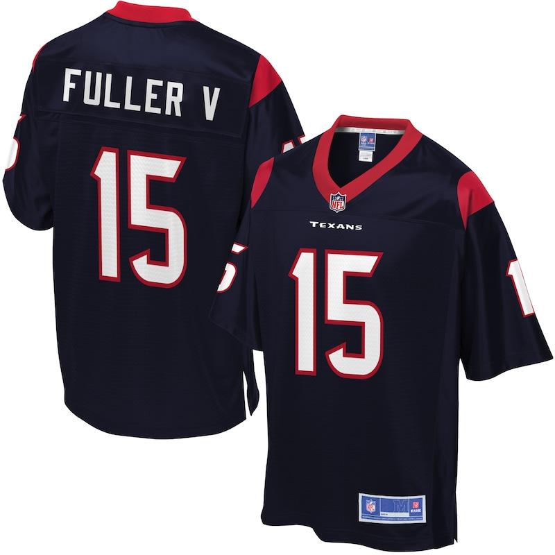 Will Fuller Houston Texans NFL Pro Line Player Jersey - Navy