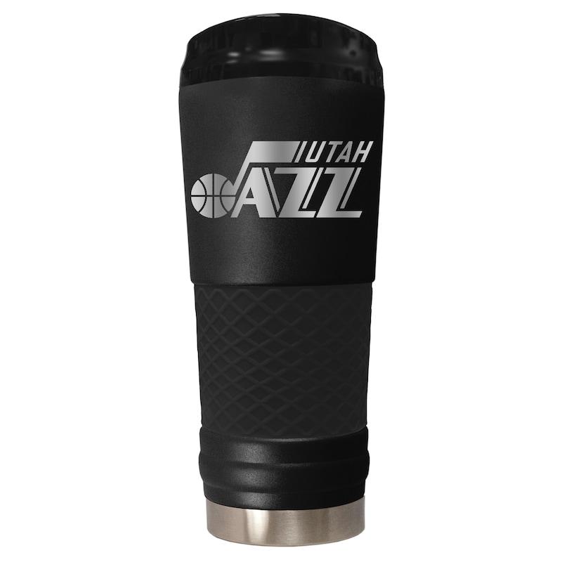 Utah Jazz 18oz. Stealth Draft Tumbler