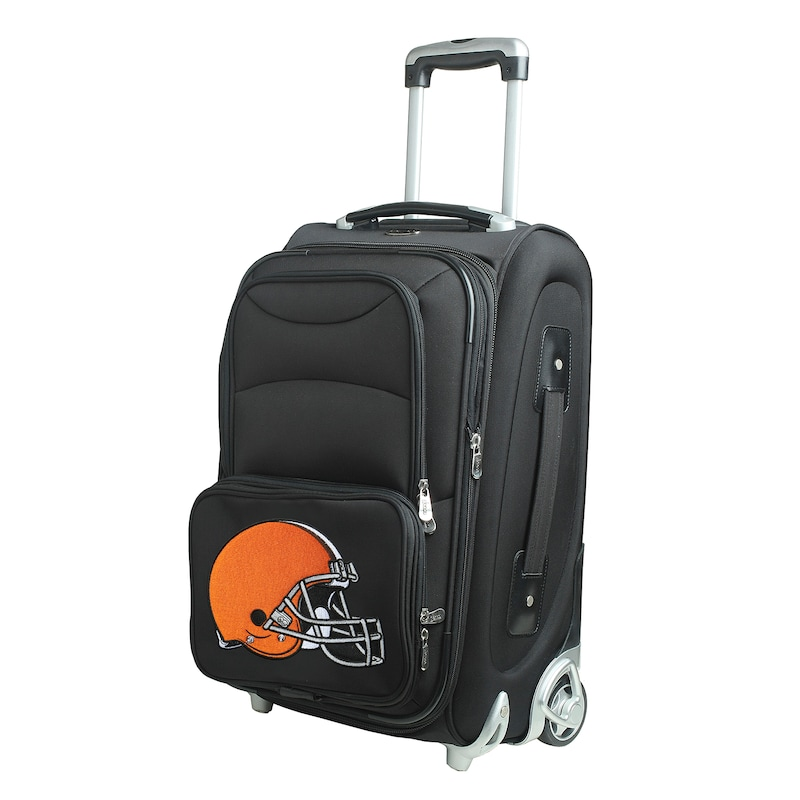 "Cleveland Browns 21"" Rolling Carry-On Suitcase"