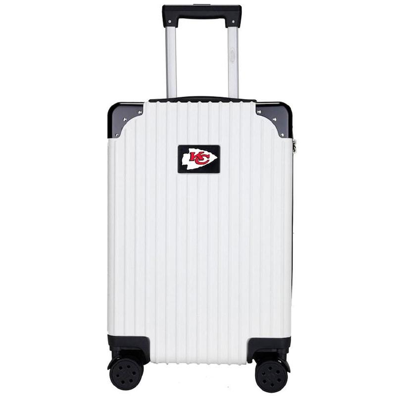 Kansas City Chiefs 21'' Premium Carry-On Hardcase