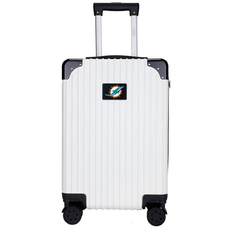 Miami Dolphins 21'' Premium Carry-On Hardcase