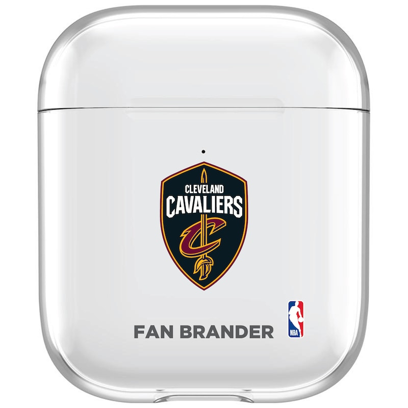 Cleveland Cavaliers Clear Air Pods Case