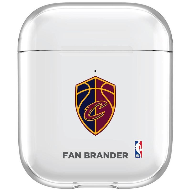 Cleveland Cavaliers Air Pods Clear Case