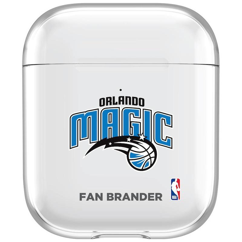 Orlando Magic Clear Air Pods Case