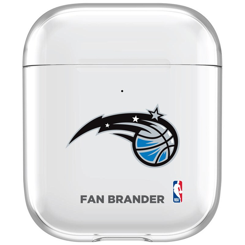 Orlando Magic Air Pods Clear Case