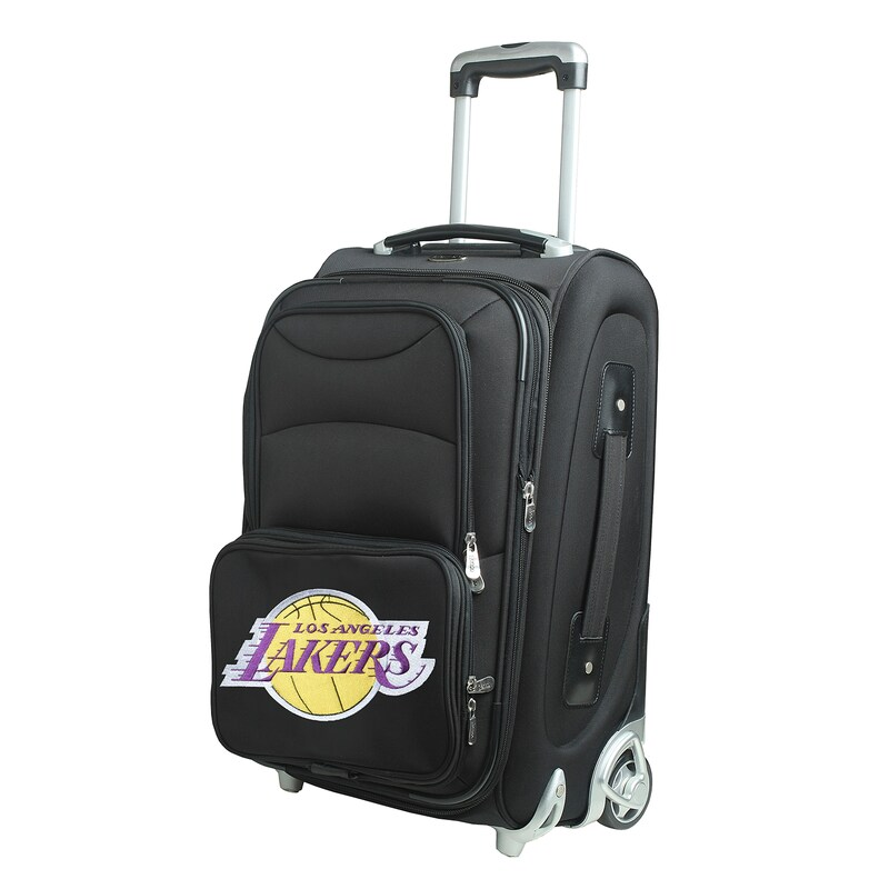 "Los Angeles Lakers 21"" Rolling Carry-On Suitcase"