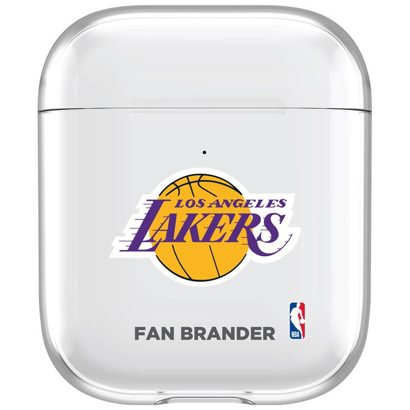 Los Angeles Lakers Clear Air Pods Case