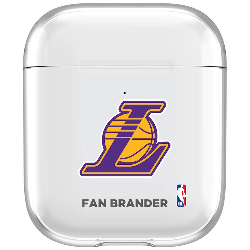Los Angeles Lakers Air Pods Clear Case