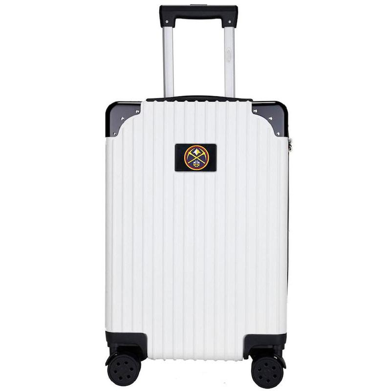 Denver Nuggets 21'' Premium Carry-On Hardcase