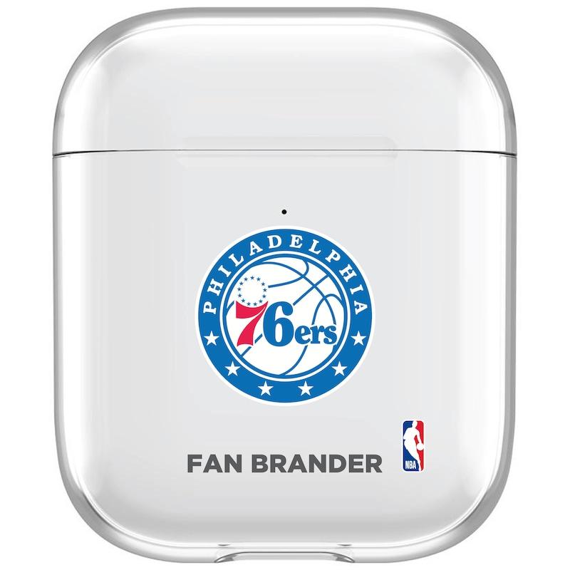Philadelphia 76ers Clear Air Pods Case