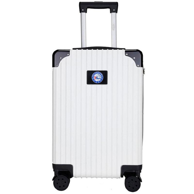 Philadelphia 76ers 21'' Premium Carry-On Hardcase