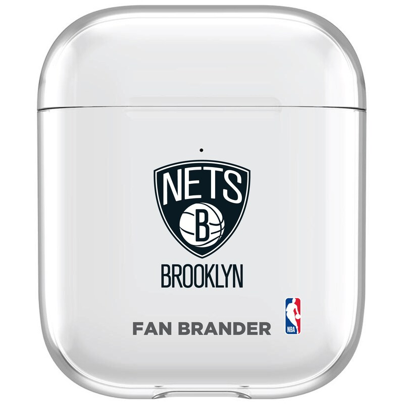 Brooklyn Nets Clear Air Pods Case