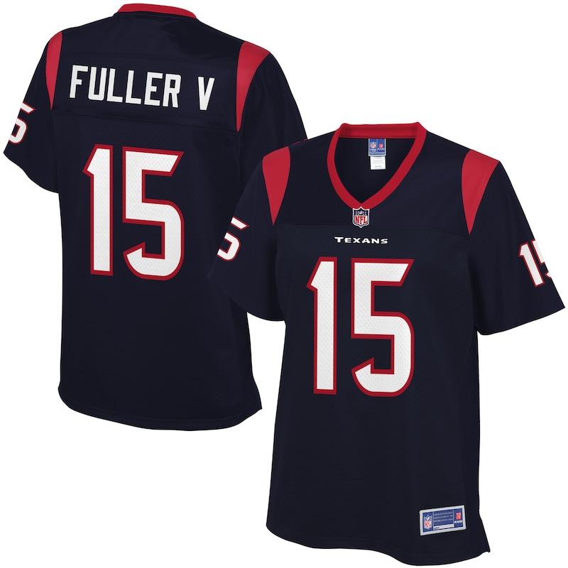 Will Fuller Houston Texans NFL Pro Line Women's Player Jersey - Navy
