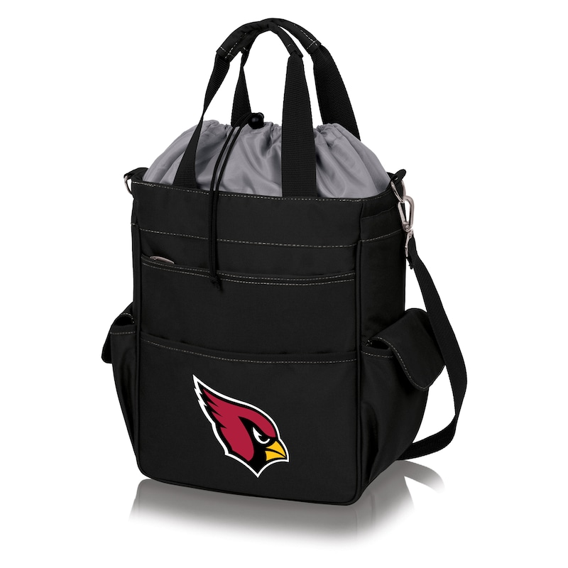 Arizona Cardinals Activo Cooler Tote - Black
